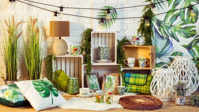 meble, dodatki i dekoracje na taras