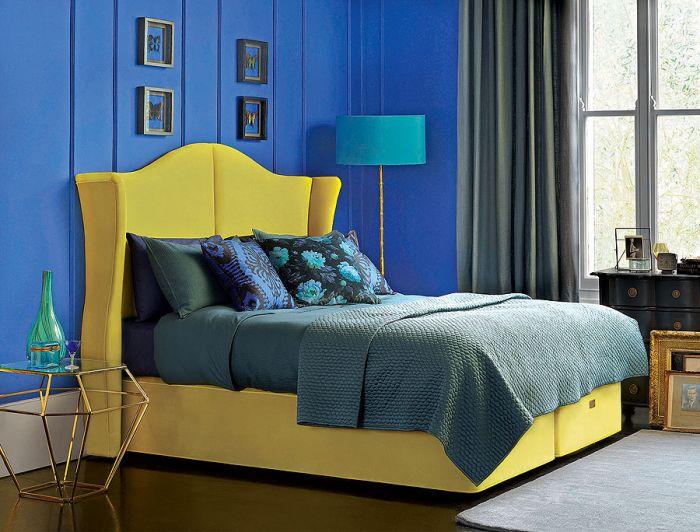 W swojej ofercie ma zarówno wyjątkowe materace, jak i eleganckie łóżka.