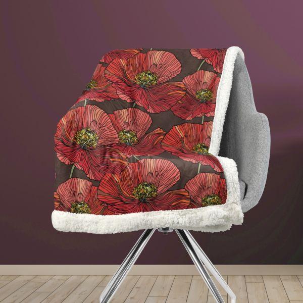 Wzorzyste tkaniny - jak wprowadzić trochę koloru do minimalistycznego wnętrza