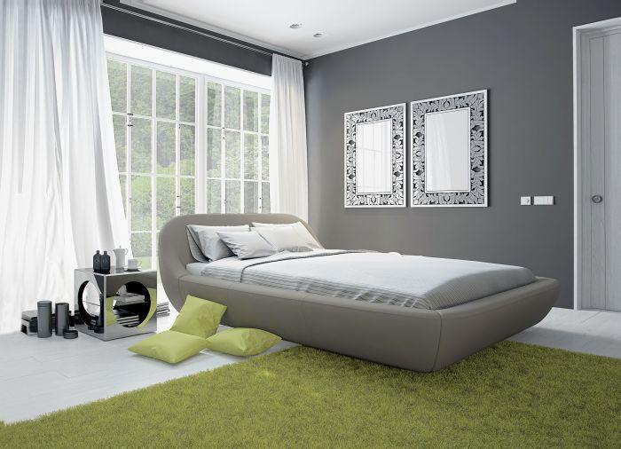 ZARRA, łóżko, od 6111 zł, MIOTTO. Kolekcje Miotto: zachwycające kształty rzeczy
