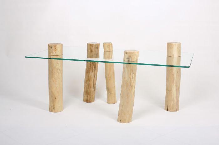 Zdjęcia: Wood Design. Drewno i szkło