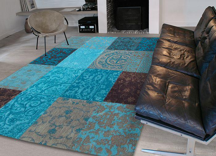 Dywan jak patchwork