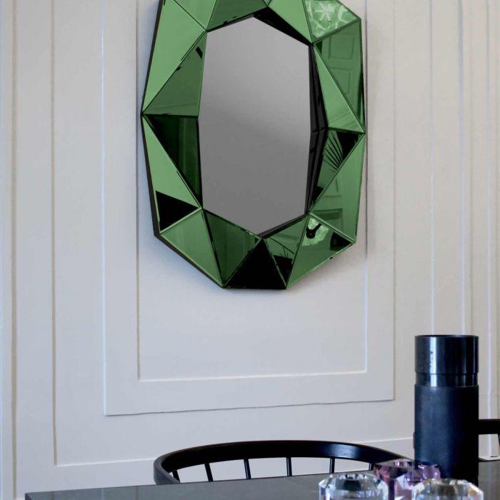 dekoracje do domu z luster oko