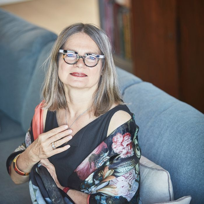 jak mieszka pisarka Agata Tuszyńska