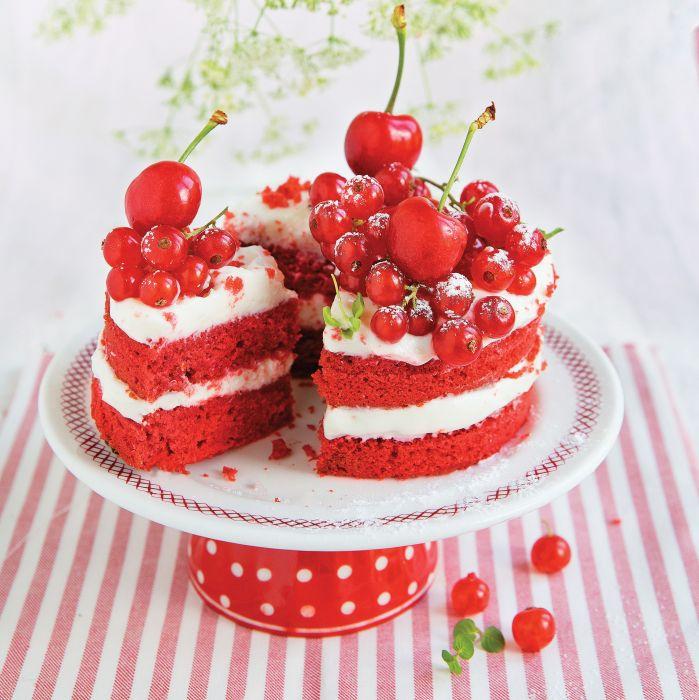 dania z truskawkami i czerwonymi owocami