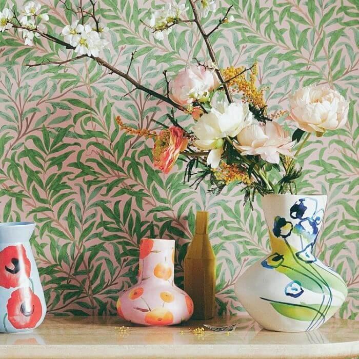 szklane i ceramiczne wazony