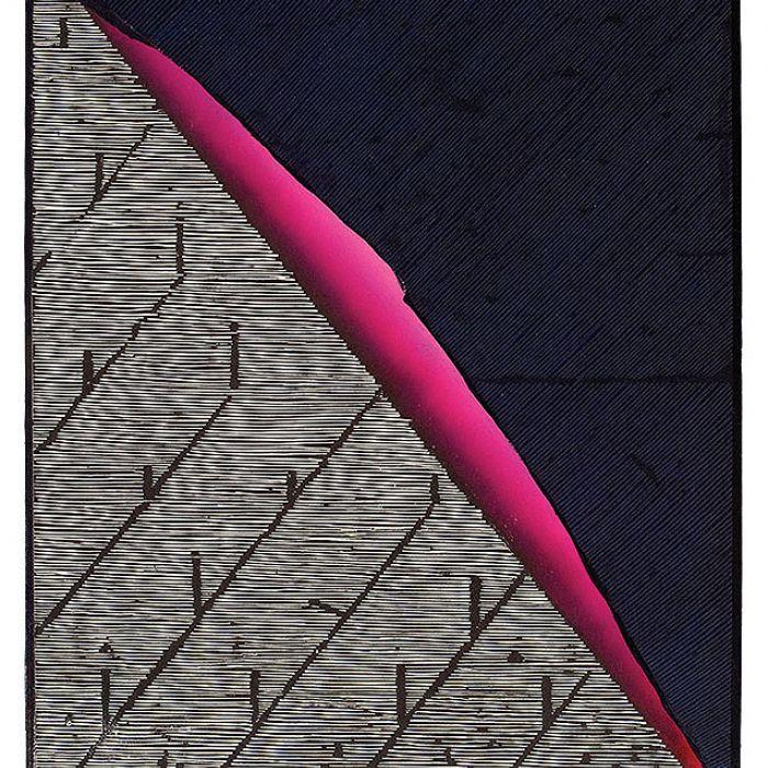2 trójkąty , 1998 r. Grafik i geometria