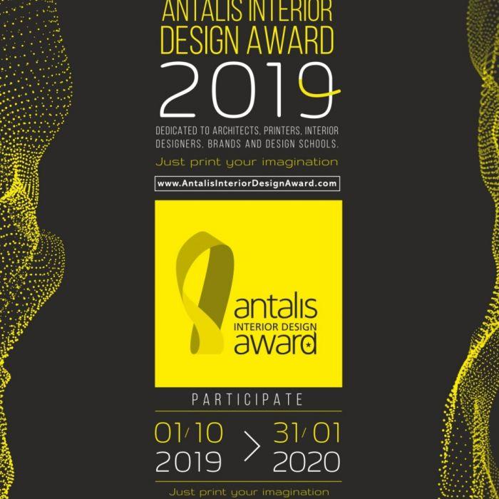 Konkurs Antalis Interior Design Award: zgłoszenia już tylko do 31 stycznia