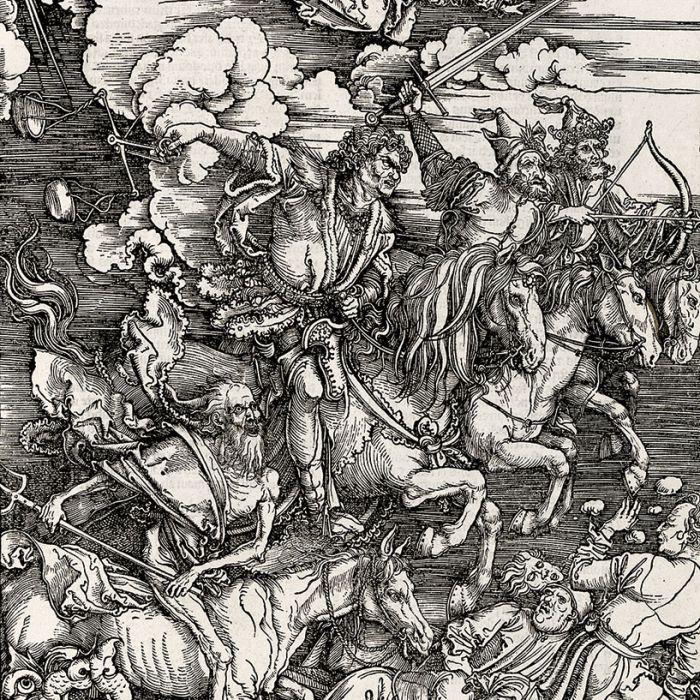 Dürer w Gdańsku. Koniec świata!