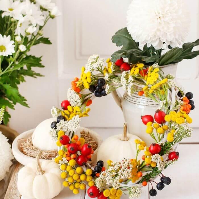 dekoracje jesienne