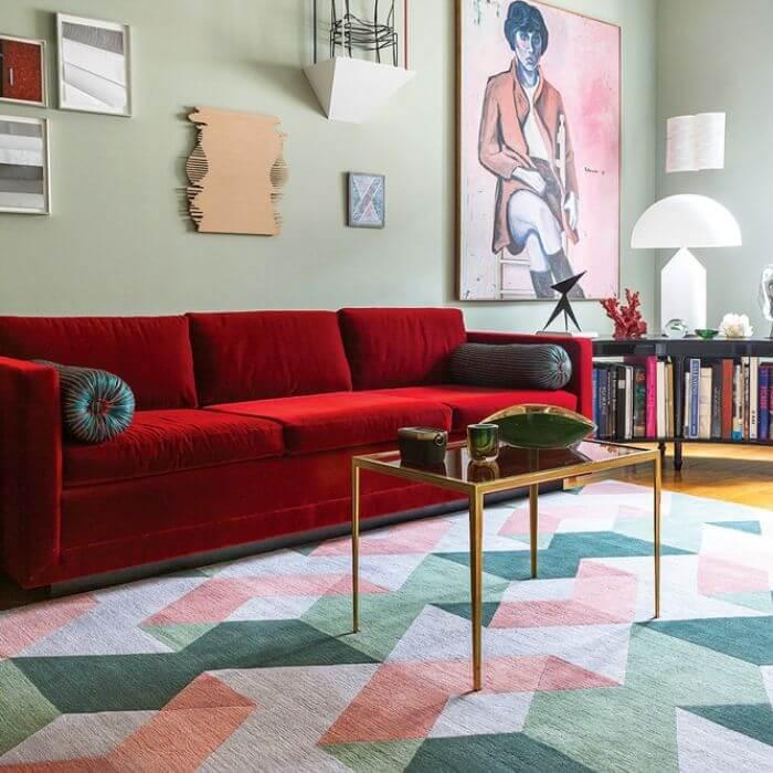 jak dobrać rozmiar dywanu