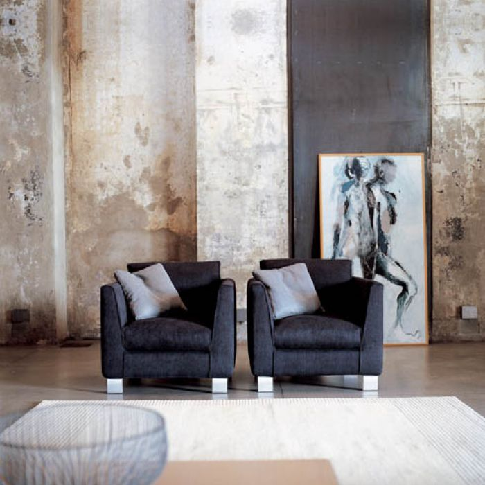 Kolekcja Aba - projekt Fabrizio Ballardini. Seven Salotti