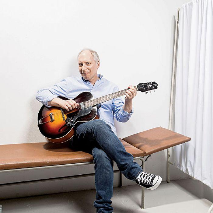 Kuba Sienkiewicz. Kuba Sienkiewicz - neurolog z gitarą