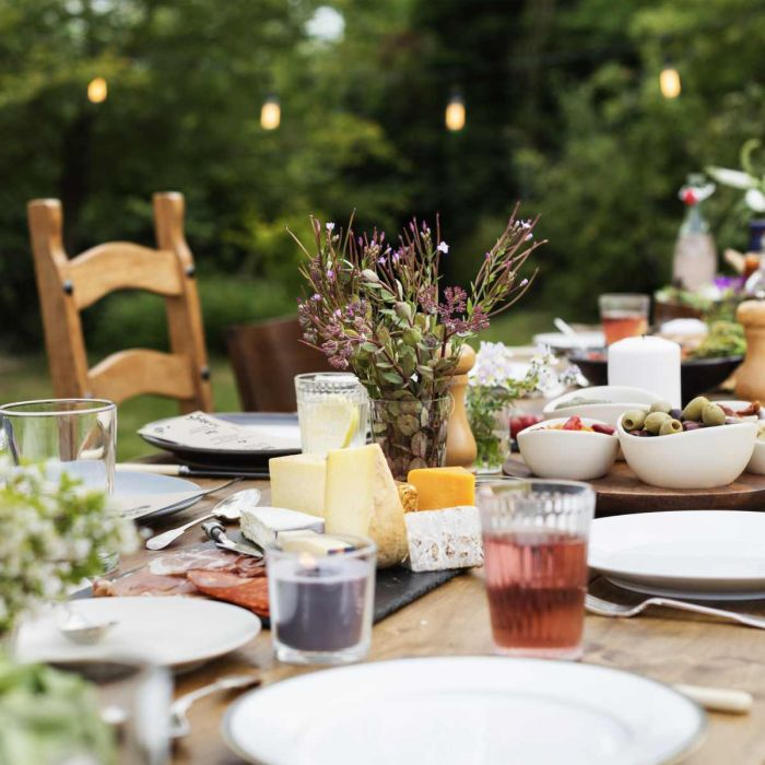 letni obiad