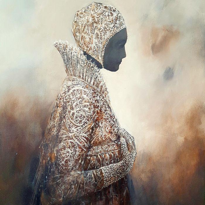 Portrety Danki Jaworskiej, czyli sztuka nakrywania głowy