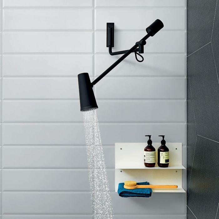 Prysznic Zucchetti – Closer. Prysznic kręcirączka