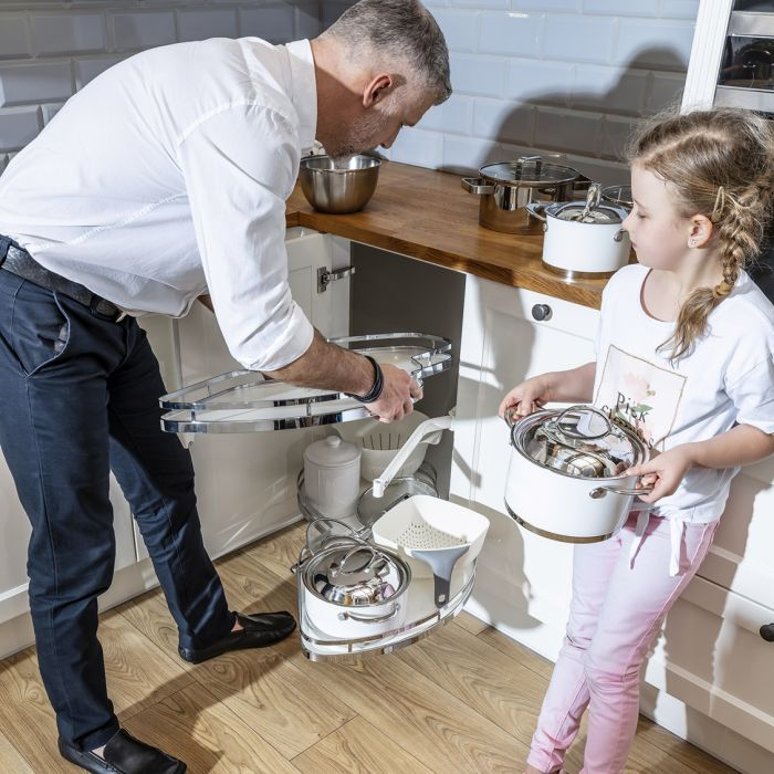 Wiosenne porządki w domu: sprzątamy kuchnię, garderobę i łazienkę