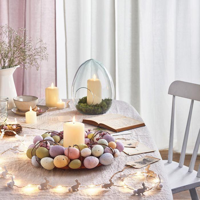 Odświętne stoły – dekoracje wielkanocne w trzech stylach