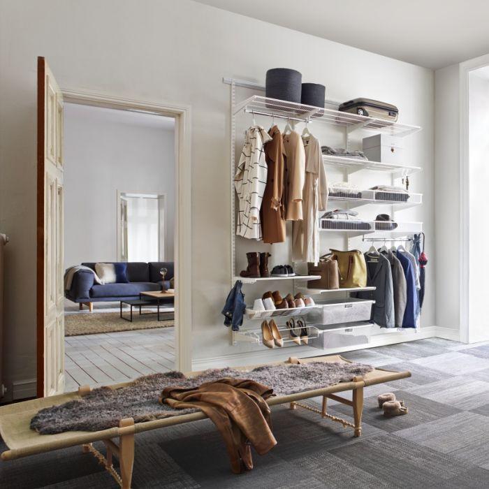 Garderoba – jak urządzić miejsce do przechowywania?