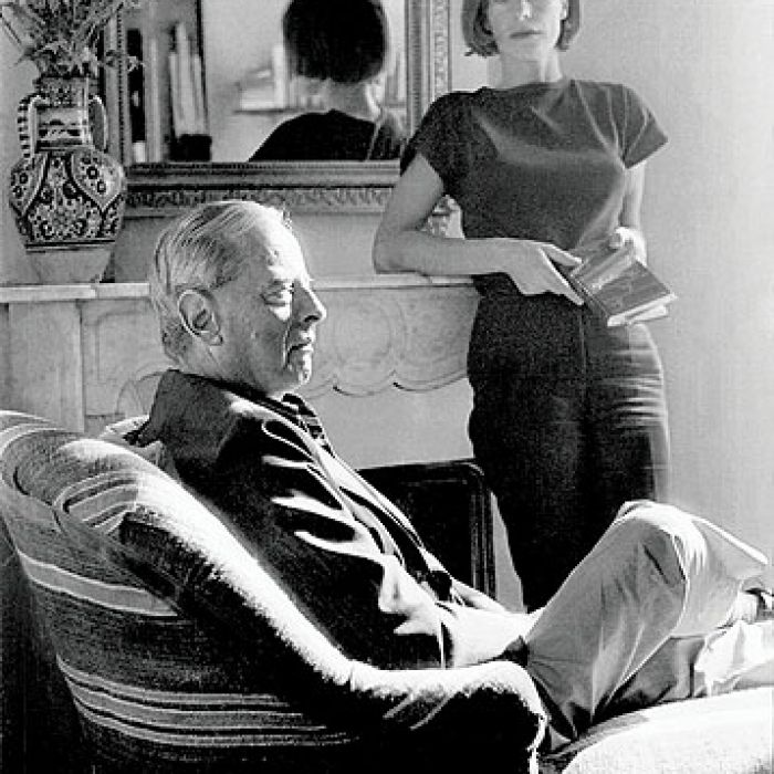 Rita i Witold Gombrowicz