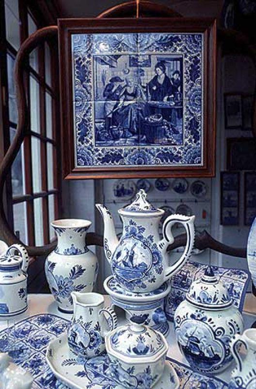 Ceramika z Delft. Ceramika z Delft