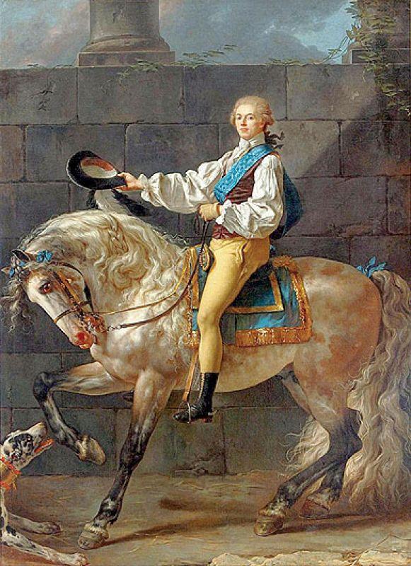 Jacques-Louis David. Arcydzieła w polskich muzeach