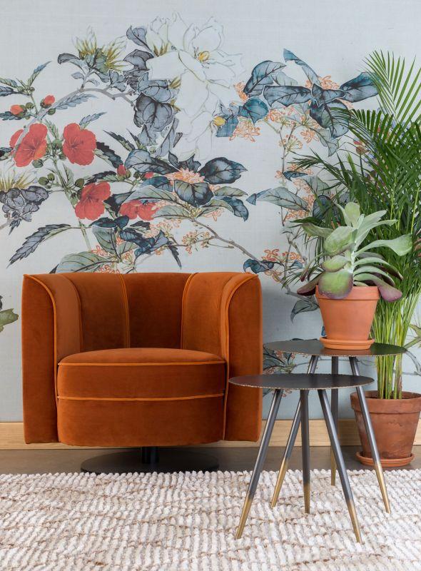 Jesienne dekoracje wnętrz – trendy i inspiracje
