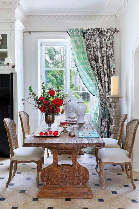 Francuski styl niejedno ma imię. Tym razem poznajemy go od... kuchni. Pałacowej, ale bez barokowego