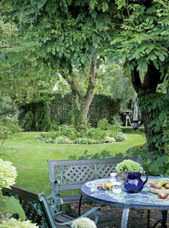 Nie ma ogrodów bezobsługowych. To praca na pełny etat - mówi właścicielka.