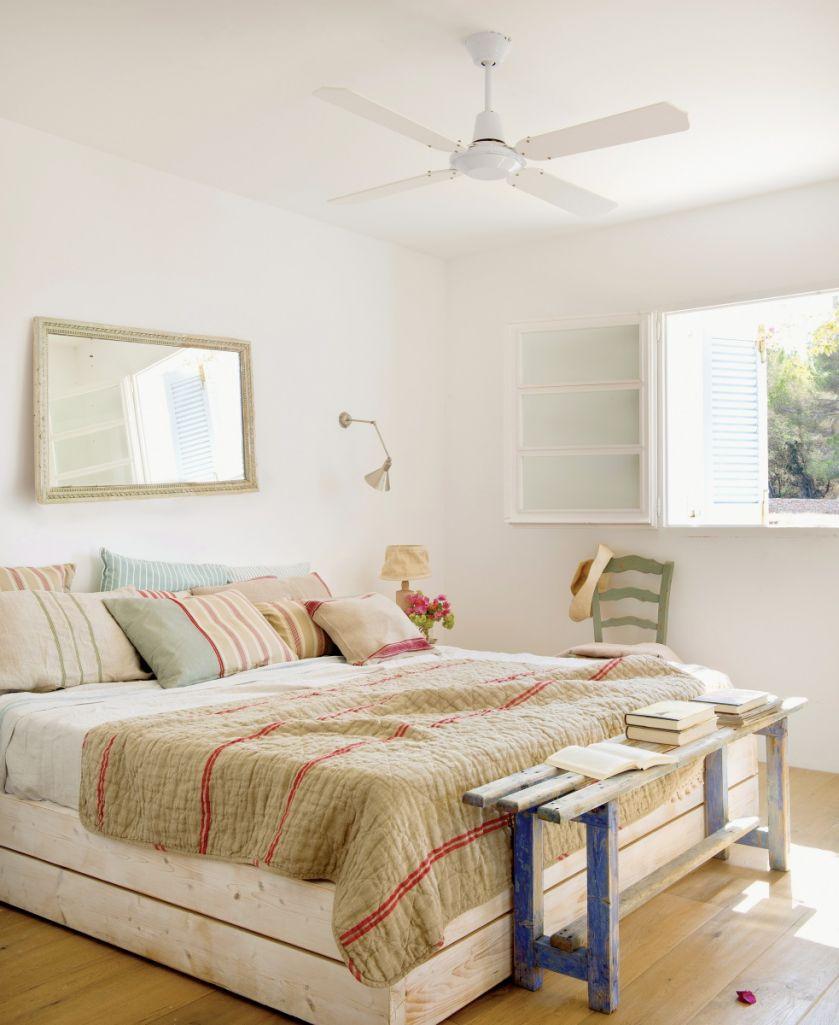 jak urządzić słoneczną sypialnię