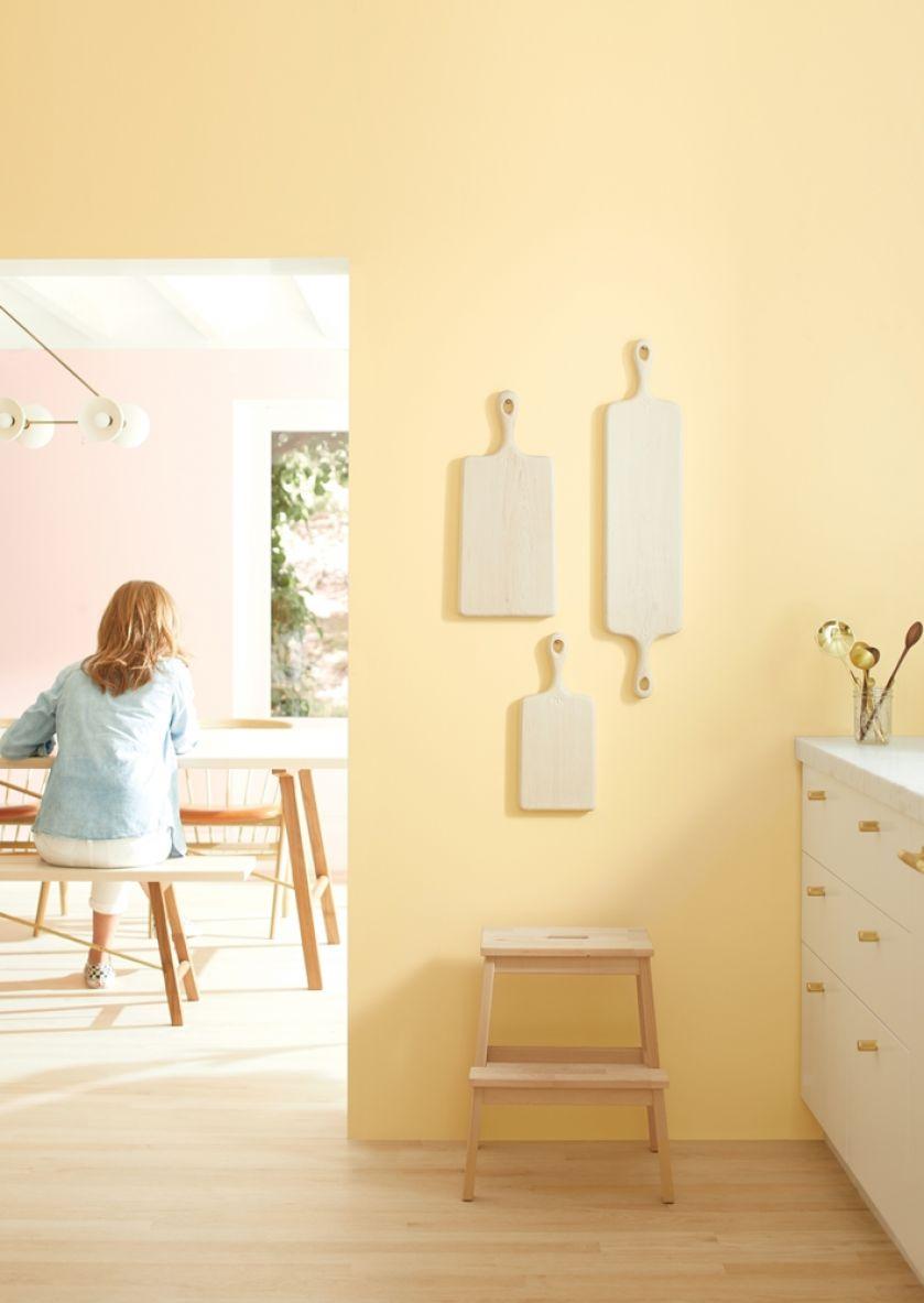 Modne kolory ścian – 20 pomysłów na kolory ścian