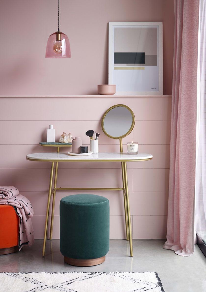 Toaletka Stylowy Kobiecy Mebel Werandapl