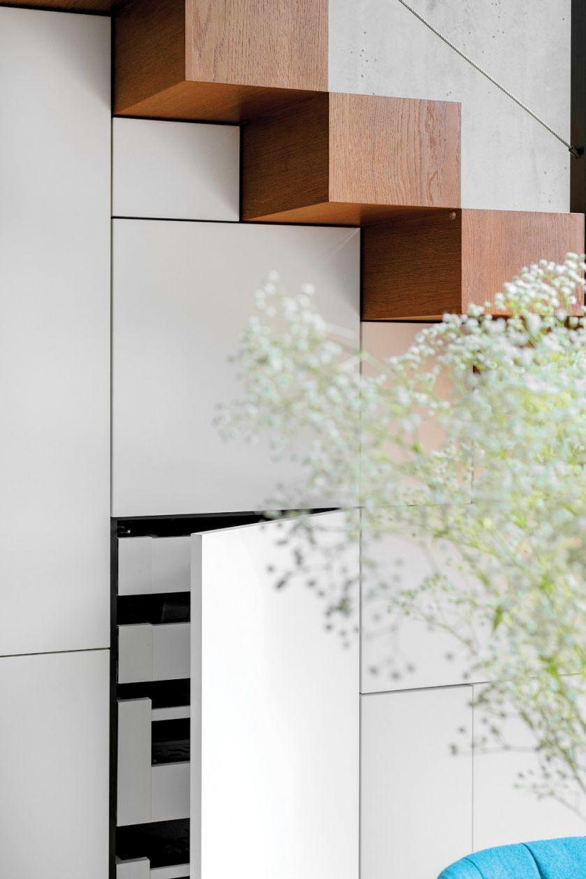 styl loft wnętrza