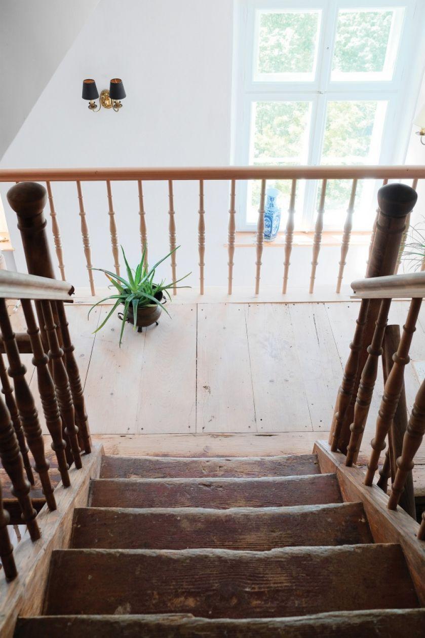 styl pałacowy schody