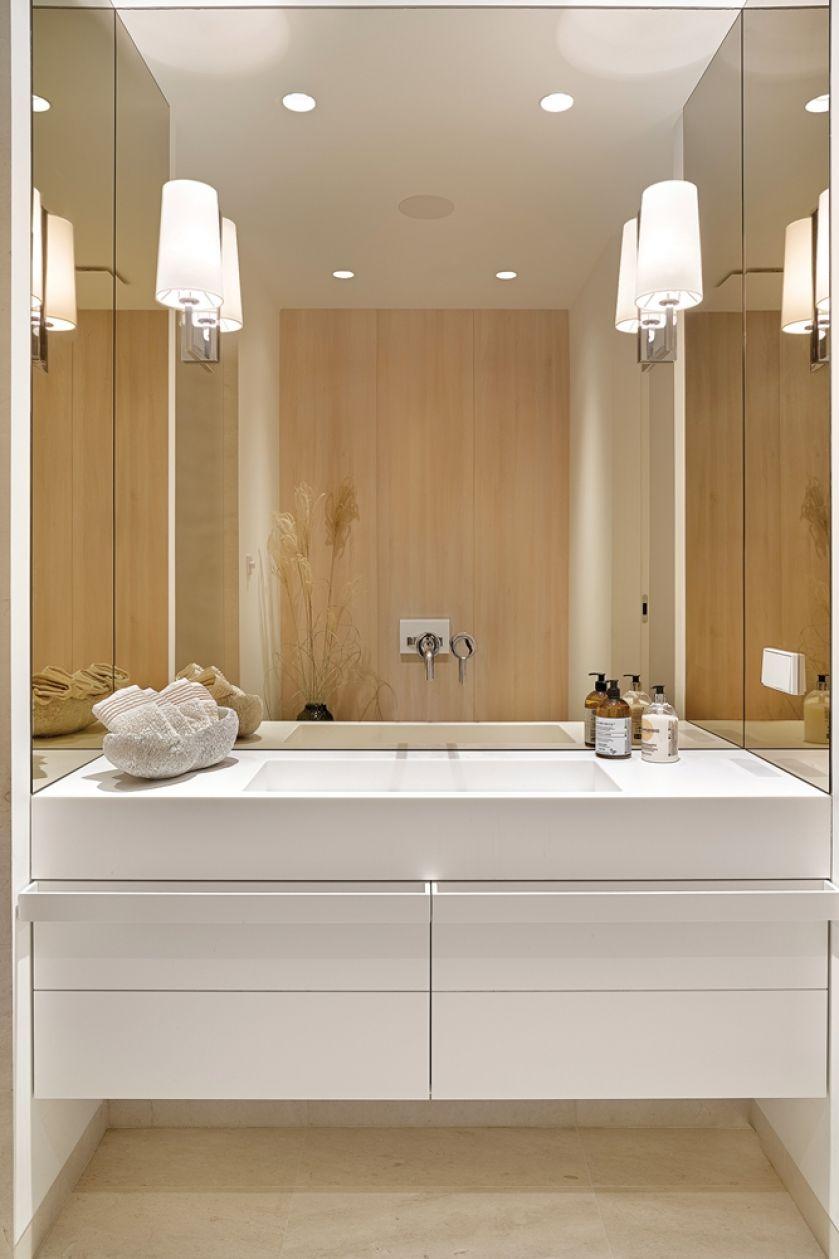 styl nowoczesny łazienka