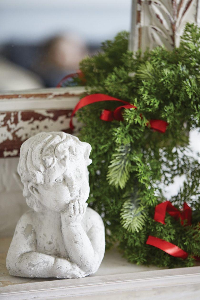 figurki dekoracje na boże narodzenie