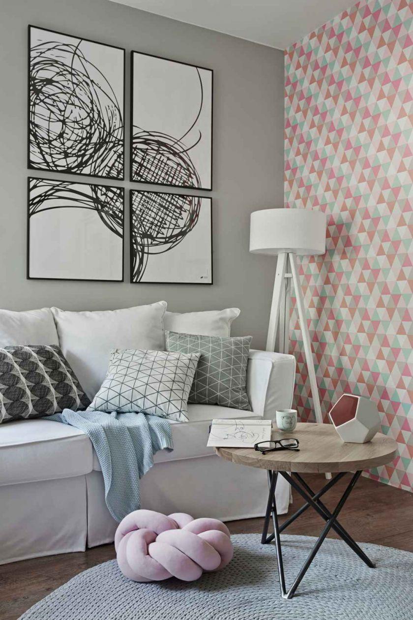 5 pomysłów na modne kolory ścian