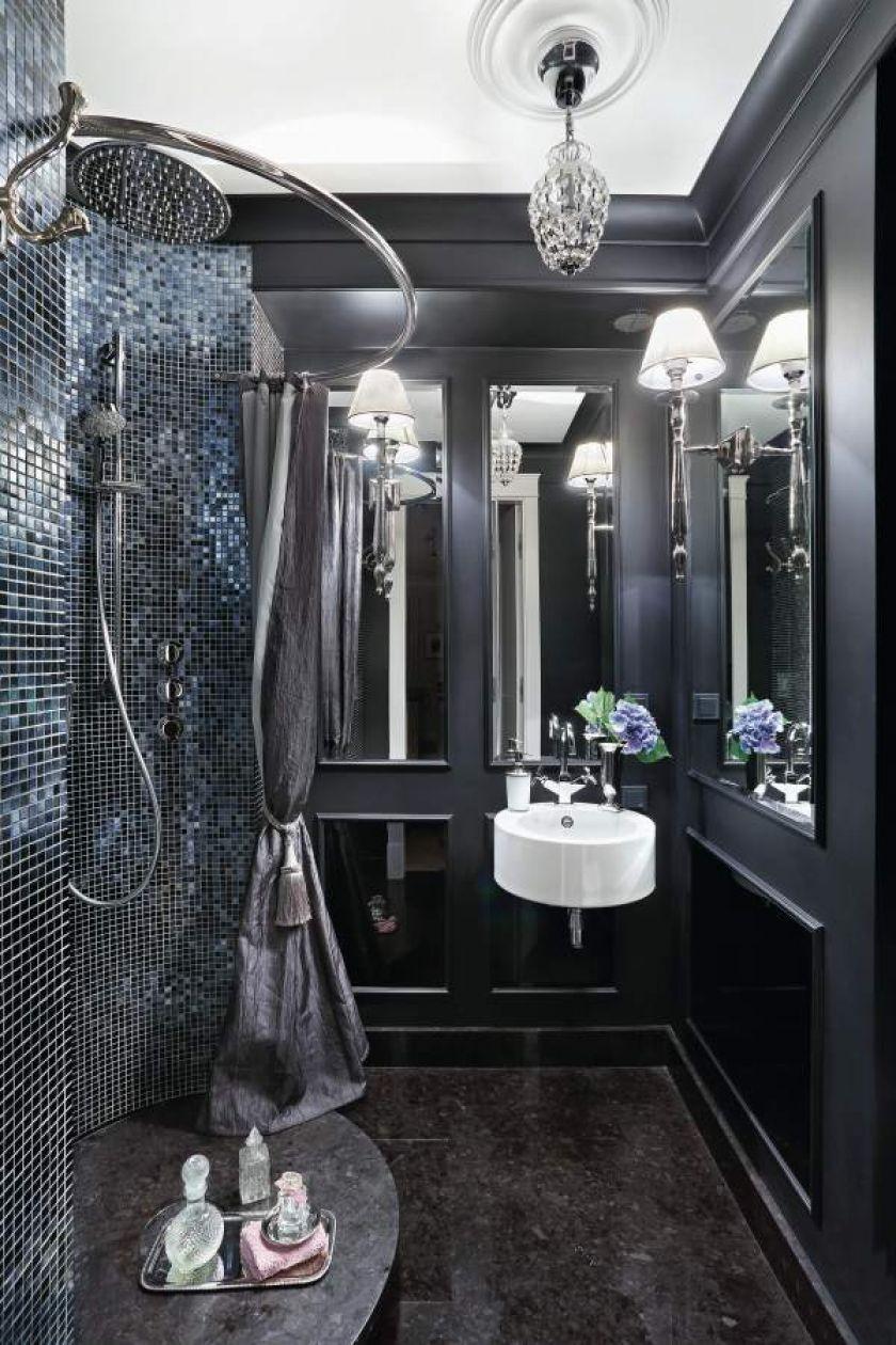 Pomysł Na Apartament Glamour Werandapl
