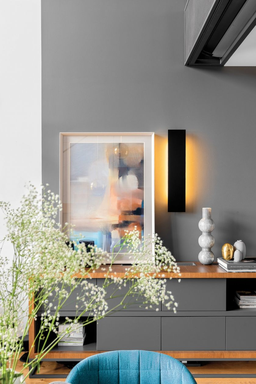 styl loft dekoracje wnętrz