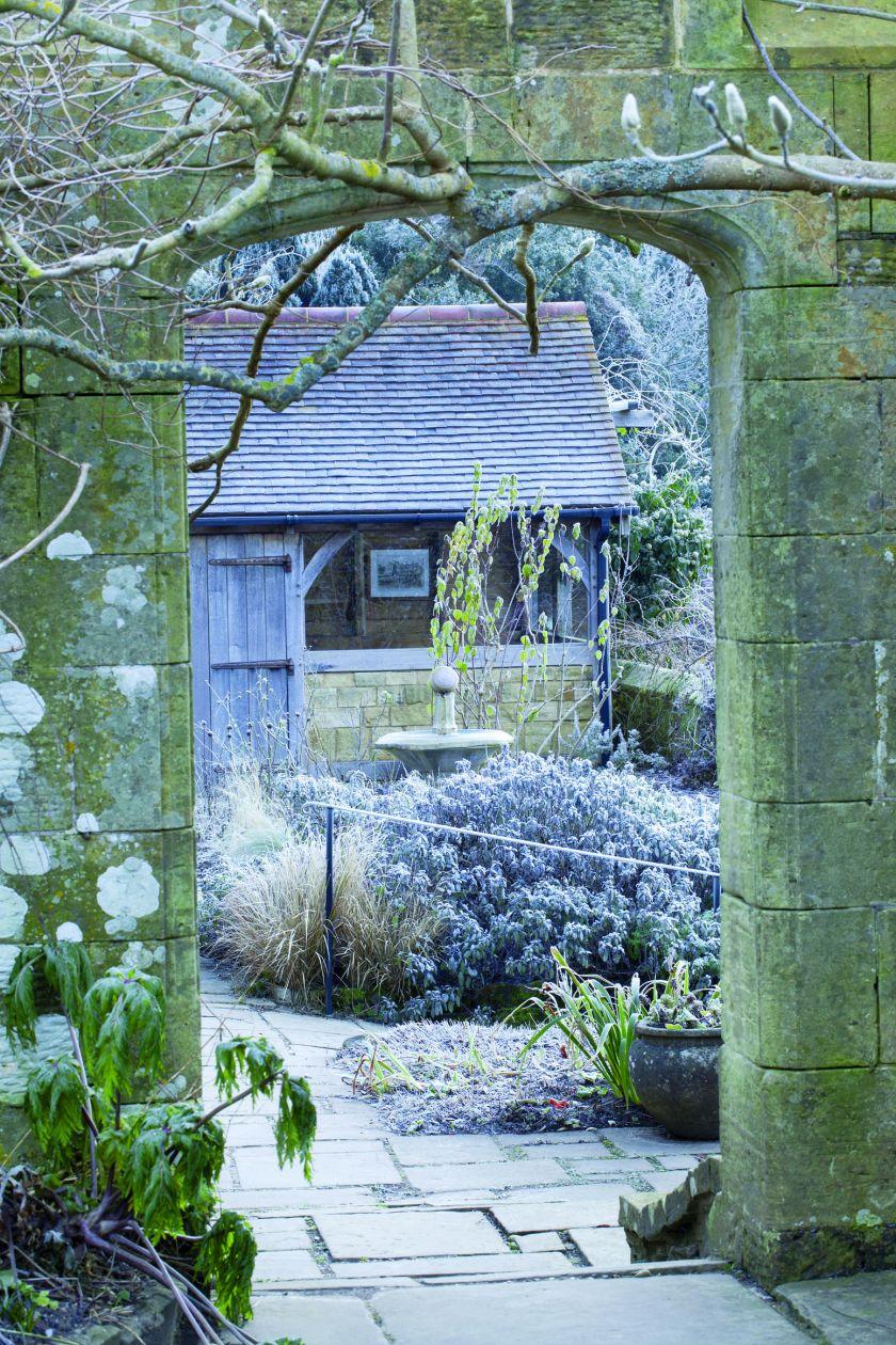 zimowy ogród irlandia