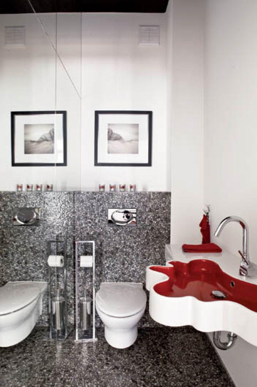 Umywalka Splash włoskiej firmy Disegno Ceramica.