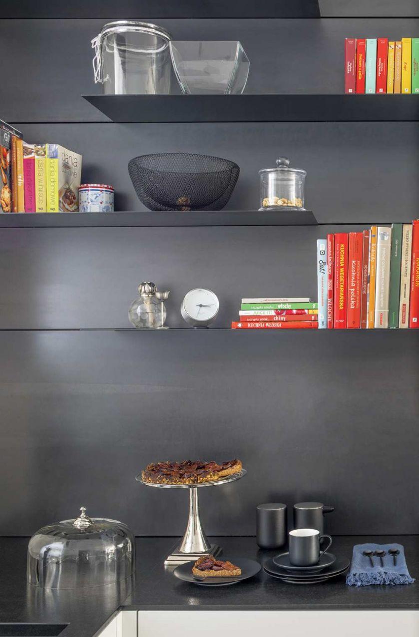 nowoczesne wnętrza kuchnia wyposażenie