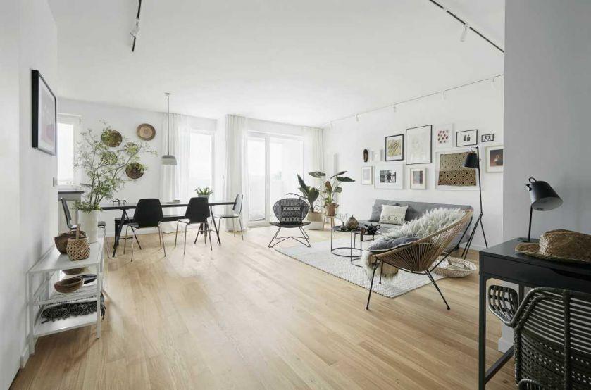 Etno wnętrze – mieszkanie w afrykańskim stylu