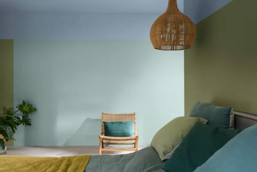 modne kolory ścian na 2022 rok