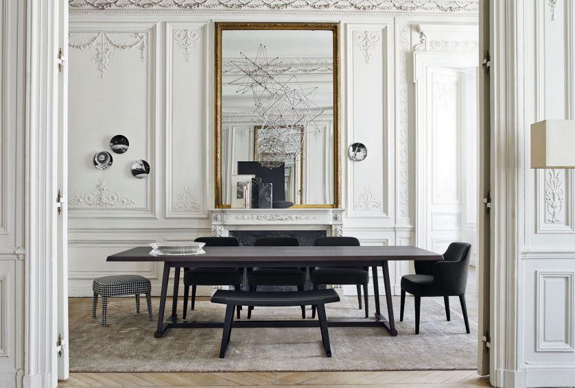 stylowy stół do salonu