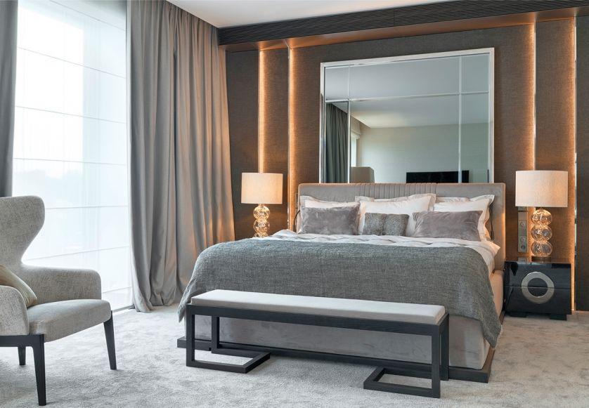 sypialnia jak w hotelu