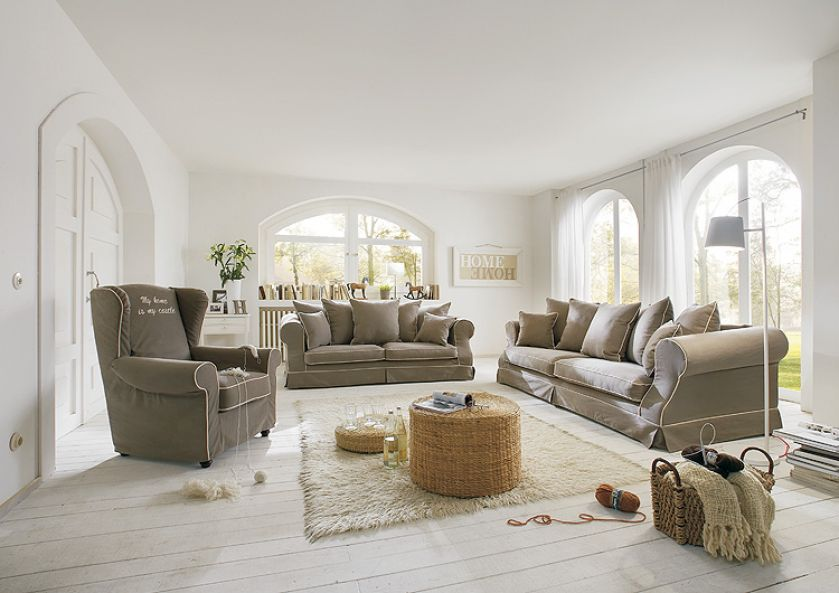 Sofa Elena w cenie od 3650 zł. FRANCUSKA WERANDA