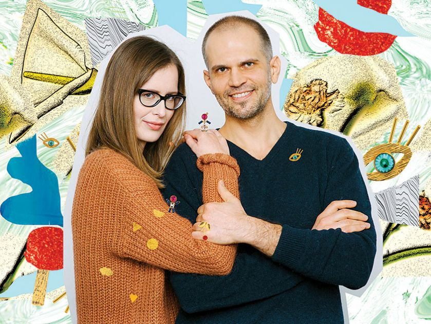 Anna i Konrad Palubiccy, team 10 Decoart