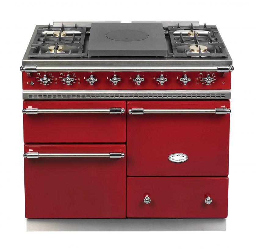 Kolory kuchni Lacanche zachwycają!. Lacanche: kolorowe kuchnie z długą tradycją