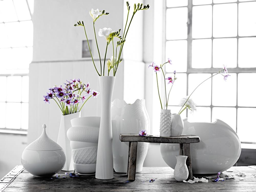 Szklane Ceramiczne I Metalowe Efektowne Wazony Które